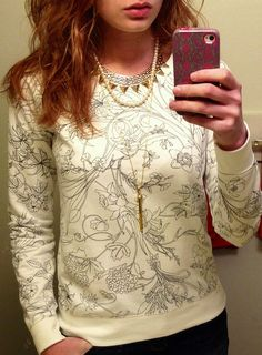 Necklace layering new favorite combo