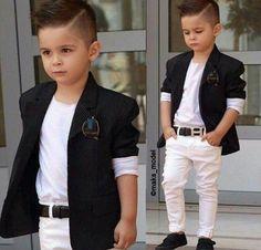 Just That Adorable Swag Toddler Boy Fashion, Cute Kids Fashion, Little Boy Fashion, Fashion Children, Girl Fashion, Toddler Boy Haircuts, Little Boy Haircuts, Baby Boy Hairstyles, Cute Hairstyles For Kids