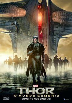 雷神奇俠2:黑暗世界/雷神索爾2:黑暗世界 (Thor : The Dark World) poster