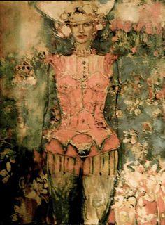 Tanya Wolski-Kazak (Belarusian:1984) Minsk Belarus, Painting, Art, People, Art Background, Painting Art, Kunst, Paintings, Performing Arts