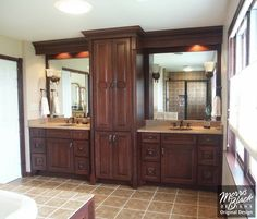 Bathroom Design | Bathroom Ideas | Bathroom Remodeling | Morris Black