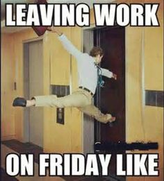 Honestly, how many of you do this on Fridays? Ok, maybe not for real but at least in your head? #comedy #onlinedefensivedriving #defensivedriving #defensivedrivingtexas #followme #friday https://www.comedydriving.com/