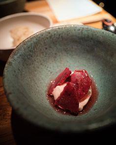 fig & miso ice cream [Contra / NY] October 28, 2016hungrymatty