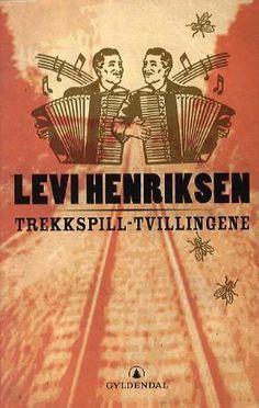 """LUS 13-15 """"Trekkspill-tvillingene"""" av Levi Henriksen"""