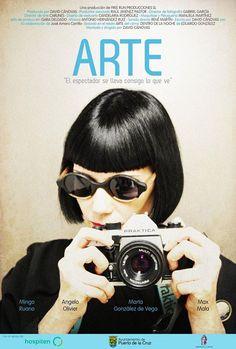 Álbum en Facebook de 'Arte', el nuevo cortometraje de David Cánovas, presente en nuestro catálogo de distribución #Digital104FilmDistribution.