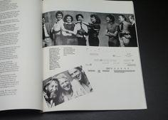Apple Annual Report 1984 - The Creative Team: Tom Hughes, Tom Suiter, Denys Gilmour, Clement Mok, Susan Kare, Harmut Esslinger, James Ferris, Regis McKenna