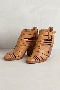Helsa Sliced Booties