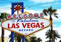 Welcome to Fabulous Las Vegas Nevada. This Googie style sign was erected by Western Neon in It's a must-stop photo-op at 1500 Las Vegas Boulevard South. It has a dedicated parking lot for safer photography. Las Vegas Strip, Leaving Las Vegas, Moving To Las Vegas, Las Vegas Buffet, Las Vegas Sign, Las Vegas Nevada, Road Trip, Vegas Vacation, Vacation Ideas