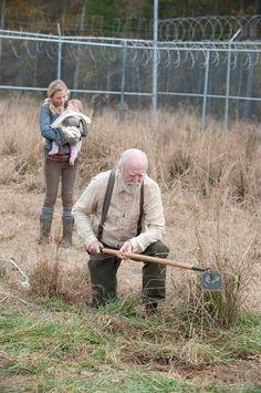 Judith from walking dead | Herschel, Beth & Judith