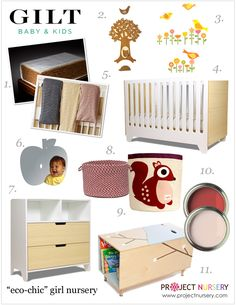 Gilt Curated Sale by Project Nursery