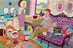 Grayson Perry: The Vanity of Small Differences - Walker Art Gallery, Liverpool museums