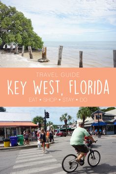 Planning a trip to the Florida Keys? This Key West Travel Guide based on our experience visiting this year is sure to get your planning started!