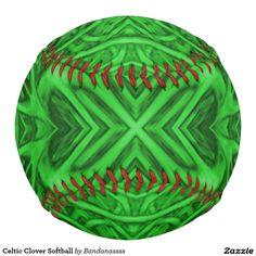 Celtic Clover Softball