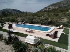 Finca Las Aguillas - Domy k pronájmu v Xixona, Valencian Community, Španělsko