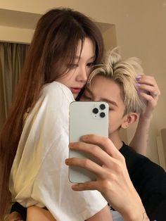 Cute Couples Kissing, Cute Couples Goals, Couples In Love, Couple Goals, Boy Best Friend Pictures, Cool Girl Pictures, Cute Couple Pictures, Park Bogum, Korean Couple Photoshoot