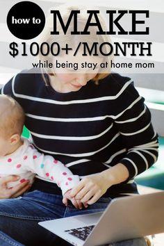 Legit online courses for moms