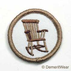 Geezer [de-]merit badge