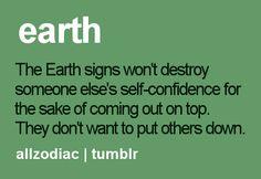 Earth signs Taurus, Virgo and Capricorn Venus In Gemini, Pisces And Taurus, Virgo Horoscope, Taurus Facts, Astrology Zodiac, Aquarius, Earth Signs Zodiac, Zodiac Star Signs, Zodiac Signs Elements