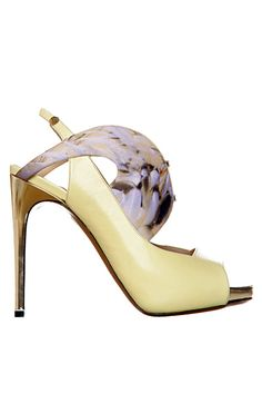 Nicholas Kirkwood - Shoes - 2011 Spring-Summer