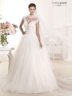 Wedding Dresses | Tarik Ediz White 2014 - Aisle Perfect