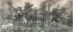 The Burning of the Colored Orphan Asylum (Library of Congress) New York Draft Riots 1863 Civil War