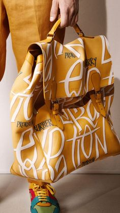 Burberry Types This is really a case of personal... • typostrate