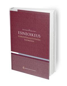 Esineoikeuden perusteos terästettynä oikeustoimiopilla ja prosessioikeuden perusteilla. Kirjassa käsitellään omistusoikeutta ja sen luovutusta sekä esineoikeuden keskeisiä ratkaisuja eurooppalaisessa kontekstissa.