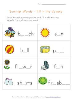 Summer Worksheets | Summer Activities | Summer worksheets ...