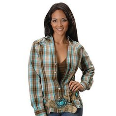 Woman Shirts | CowBoy Clothes: Women's Western Shirts