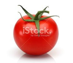 Red tomato Photo libre de droits