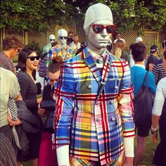 Thom Browne S/S 13 Show