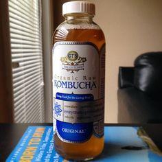 The Kombucha Guru Kombucha Tea, Microorganisms, Vodka Bottle, Organic, Check, Food, Essen, Meals, Yemek
