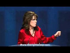 "Full Speech: Sarah Palin at CPAC 2012.. i <3 the ""WTF"" part lol, She's so funny"