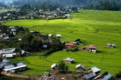 ziro Arunachal Pradesh India