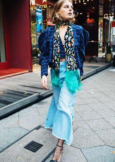 Casual Street Style, Street Style Looks, Street Style Women, Street Girl,  Street 1a6a940eac1