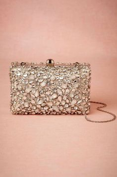 【日本未入荷】【BHLDN】★Crystallography Box Clutch バッグ