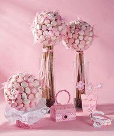 ¡Color rosa en tus quinces! excelente idea para una fiesta rosa. Ilafusta Festiu