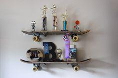 skater shelf-I'll make this for him