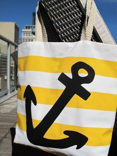 Honey Pie Design: anchors away!