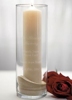 Candle de white guadalupe virgin candles