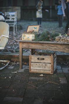 Local Milk | Kinfolk: Natural Decor Workshop, Nashville + Mushroom Tartines