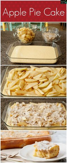 Ingredients Topping 1cup Gold Medal® all-purpose flour 1/2cup packed brown sugar 1/4teaspoon salt 1/2cup butter, cut into small pieces Apple Mixture 6apples, peeled, thinly sliced 3tablespoons packed brown sugar 1teaspoon ground cinnamon 2teaspoons lemon juice Cake 1box Betty Crocker® SuperMoist® yellow cake mix 1 1/3cups water 1/3cup oil 3eggs Directions 1Heat oven to 350°F (325°F […]