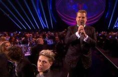 But how can you not love Niall? #Brits2014
