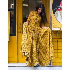 Label Ritu Kumar   A chic addition to your stylish summer wardrobe.