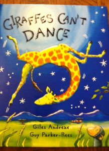 Giraffes Can't Dance is a touching tale of Gerald the giraffe, who wants nothing more than to dance. With crooked knees and thin legs, it's harder for a giraffe than you would think Toddler Books, Childrens Books, Gerald The Giraffe, Diversity Activities, Dragons, Harmony Day, Giraffes Cant Dance, Bullying Prevention, Guy