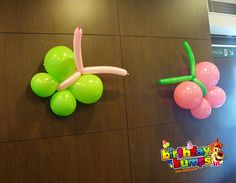 Balloon Bunches