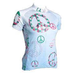 Canari Women's Peace Out Cycling Jersey