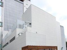 THE ULMA VENTILATED FACADE GUARANTEES AESTHETICS AND UNIFORMITY AT THE PORTOSEGURO THEATRE-BRAZIL   ULMA Architectural