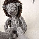 The Eco-friendly Hedgehog por eveluche
