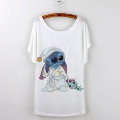 Women's T-Shirts Animals/Cartoons